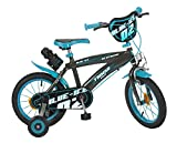 Bicicleta 14' Blue Ice