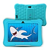Dragon Touch Tablet para Niños con WiFi Bluetooth 7 Pulgadas 1024x600 Tablet Infantil de Android 8.1 Quad Core 1GB 16GB Doble Cámara Kid-Proof Funda Tablet Niños Educativo Y88X Plus Azul