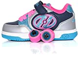 Heelys Plus X2 - Zapatillas para niña, Color, Talla 34 EU