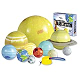 Learning Resources- Giant Inflatable System Set de Sistema Solar Inflable, Color (LER2434)