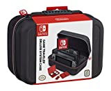 Bigben Interactive Deluxe System Suitcase - game console parts & accessories (Black, 86 mm, 273 mm, 238 mm, 567 g, Paper sleeve) [Importación italiana]