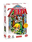 Winning Moves- Number 1 Puzzle-Zelda Link-Boomerang (360 Teile) Accesorios:, Color carbón (11385)