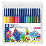 Staedtler 326 Wp20 Pack De 20 Rotuladores (Set De 20)