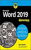 Word 2019 For Dummies (English Edition)