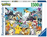 Ravensburger Pokémon Classics 16784 AT: Puzzle Blanco