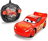 Cars 3 Turbo Racer Lightning Mcqueen Rayo Voiture RC MC Queen Echelle 1/24 (Simba 3084003)