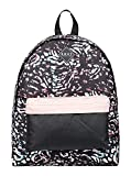 Roxy Sugar Baby Fitness 16L - Mochila pequeña - Mujer - ONE SIZE - Negro