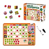 Diset- Tabla de Recompensas Juego Educativo, Multicolor, (68944)