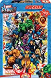 Educa - Héroes Marvel Puzzle, 500 Piezas, Multicolor (15560)